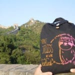 Faultier-Rucksack-china