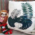 Jungle pillow Dschungel kissen 2