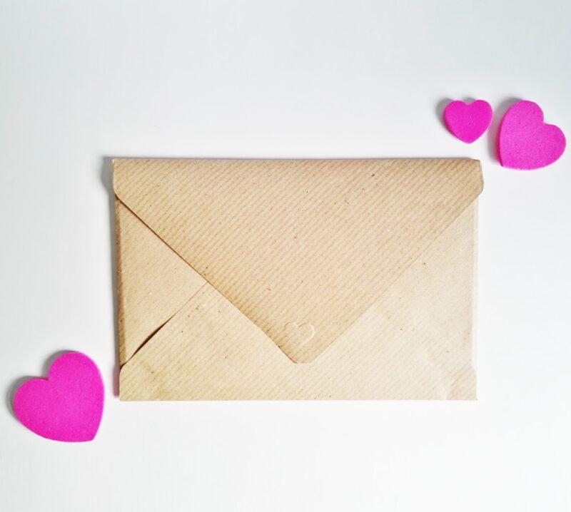 Faultier Klappkarte Liebeskarte Faultiere Briefumschlag selbstgefaltet Packpapier