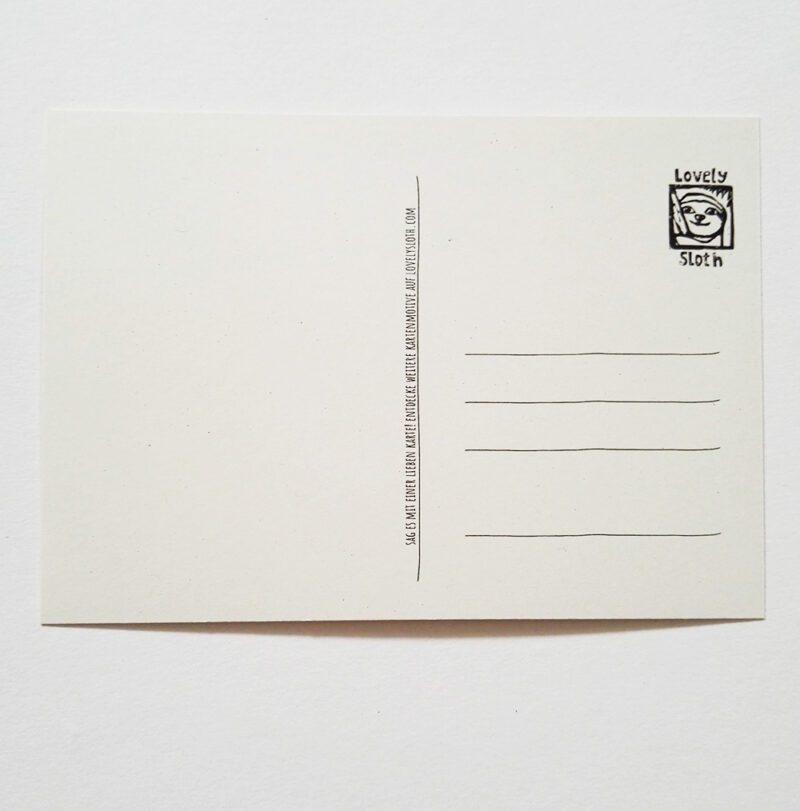 handbedruckte-postkarte-mit-briefumschlag-dschungel-rueckseite-lovelysloth