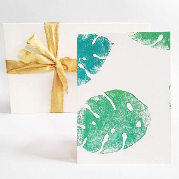 dschungel-postkarte-lovelysloth
