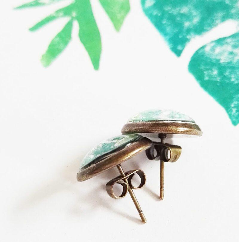 palmen-blatt-ohrringe-bronze-verschluss-lovelysloth