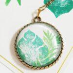 palmenblatt-kette-bronze-nah-lovelysloth
