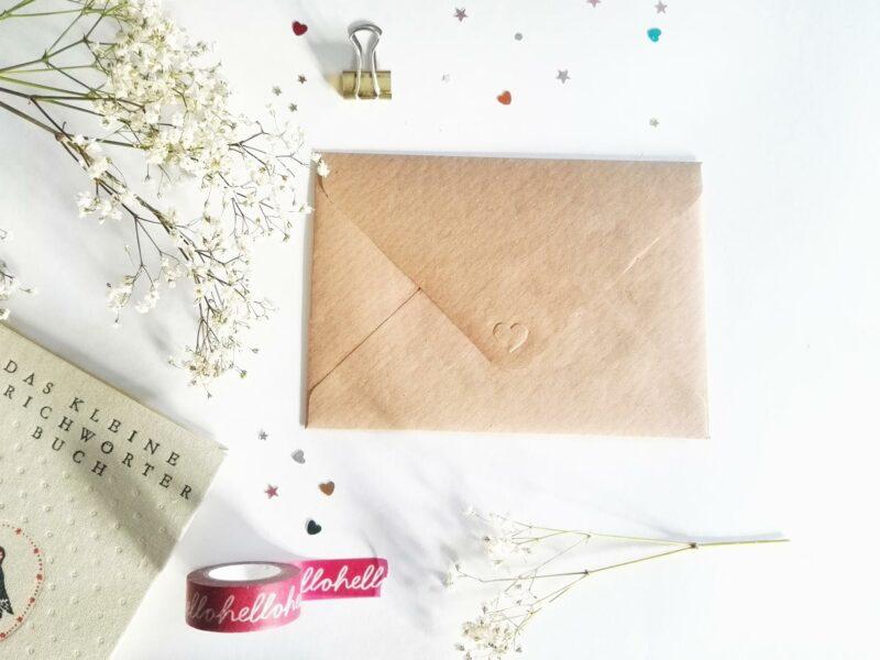 postkarte-briefumschlag-lovelysloth