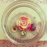 upcycling-marmeladenglaeser-glas-rose-lovelysloth
