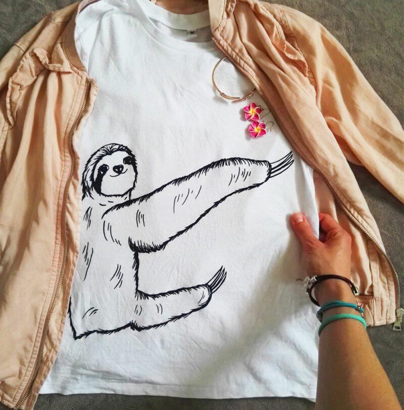 weisses-faultier-shirt-sibbel-fashion-lovelysloth