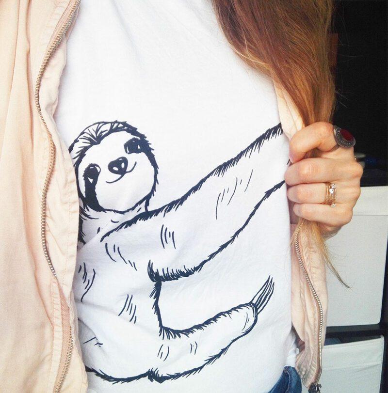 weisses-faultier-shirt-sibbel-lovelysloth